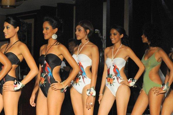 Beautiful mauritian women