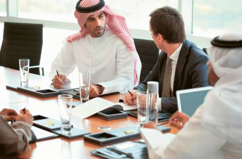 Biz culture in saudi arabia